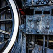 Wheel In Black II Poster