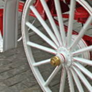 Wheel Motion Poster