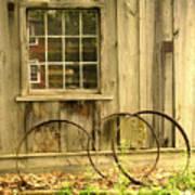 Wheel Rims Poster