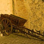 Wheelbarrow Poster