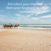 Where Your Treasure Is Poster