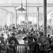 Whiskey Ring Trial, 1876 Poster by Granger
