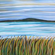 Whispering Grass Poster
