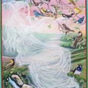 Whistling Angel-break Of Dawn   Poster