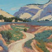 White Cliffs Of Johnson Canyon 18x24 Poster
