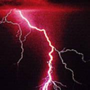 White Lightning Poster