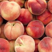 White Peaches Poster by John Trax