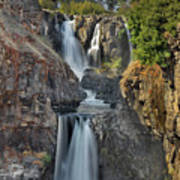 White River Falls State Park Poster