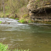 Whitewater River Spring 42 Poster