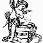 Wilbur-suchard Company Poster
