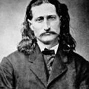 Wild Bill Hickok - American Gunfighter Legend Poster