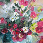 Wild Flowers Bouquet 01 Poster