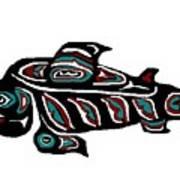 Wild Salmon Poster