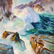Wild Sea Poster