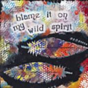 Wild Spirit Poster