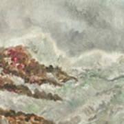 Wild   Waves Poster