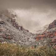 Boynton Canyon Arizona Poster