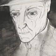 William S. Burroughs Poster