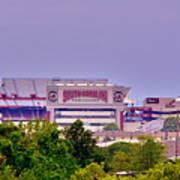 Williams - Bryce Stadium Poster