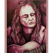 Willie the Print Poster