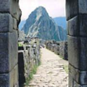 Winay Picchu Poster