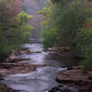Winding Creek Poster