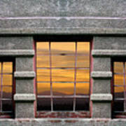 Window Of Hope Poster