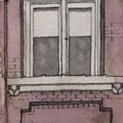Window Study 3 Poster