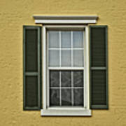 Window Style Poster