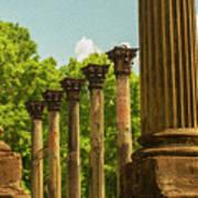 Windsor Ruins Poster