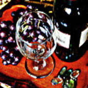 Wine And Dine Poster