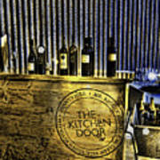 Wine Bazaar Poster