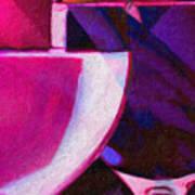 Wine Glass 1 Poster