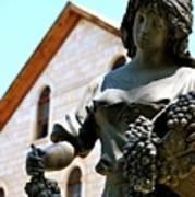 Wine Goddess Poster