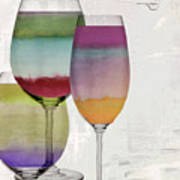 Wine Prism Poster