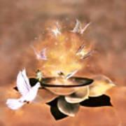 Wings Of Magic Poster
