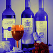 Winsome Wine Poster