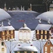 Winter Festival Poster