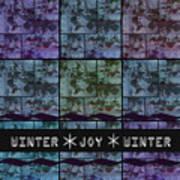 Winter Joy Poster