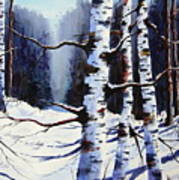 Winter Passage Poster