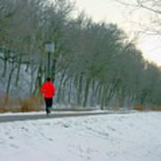 Winter Run Poster