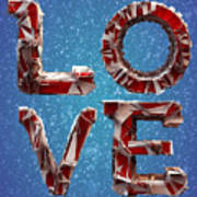 Winter Time Love Poster