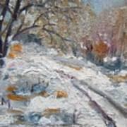 Winter I Poster