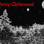 Winter's Night Poster