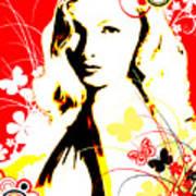 Wistful Flutter Poster