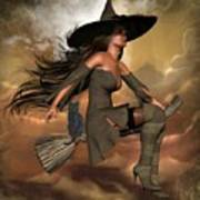 Witch Way  Poster