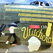 Witchcraft Bombs Away  Poster