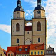 Wittenberg Sky Poster