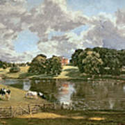Wivenhoe Park Poster by John Constable
