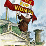 W.j. Bryan Cartoon, C1915 Poster